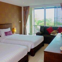Lub Sbuy House Hotel 3* Номер Делюкс с различными типами кроватей фото 6