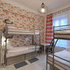 Hostel Lwowska 11 Кровать в общем номере с двухъярусной кроватью