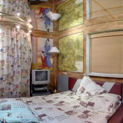 Hotel Complex Dyuk Коттедж с различными типами кроватей фото 6