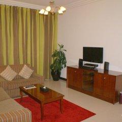 Star Metro Deira Hotel Apartments 4* Люкс с различными типами кроватей фото 4