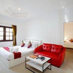 Отель Club Bamboo Boutique Resort & Spa 3* Улучшенный номер с различными типами кроватей фото 12