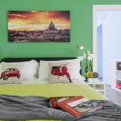 Отель Inn Rhome Стандартный номер с различными типами кроватей фото 14
