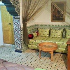Отель Malabata Guest House Марокко, Танжер - отзывы, цены и фото номеров - забронировать отель Malabata Guest House онлайн комната для гостей фото 2