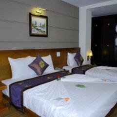 Barcelona Hotel Nha Trang 3* Улучшенный номер с разными типами кроватей фото 8