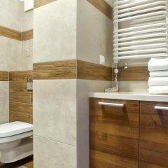 Отель Apartamenty Silver ванная
