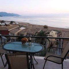 Отель Corfu Glyfada Menigos Resort 3* Апартаменты с различными типами кроватей фото 6