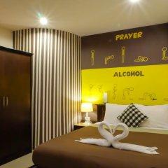 Отель Bt Inn Patong 3* Стандартный номер двуспальная кровать