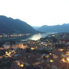 Отель Studios Vuckovic Черногория, Доброта - отзывы, цены и фото номеров - забронировать отель Studios Vuckovic онлайн балкон