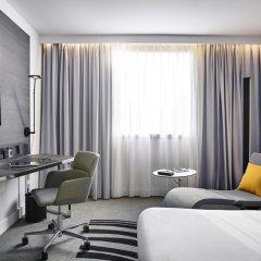 Novotel London Canary Wharf Hotel 4* Номер Делюкс с различными типами кроватей фото 3
