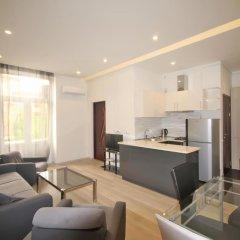 Отель Luxury Appartment at Abovyan street комната для гостей