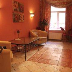 Отель Central Inn - Атмосфера Санкт-Петербург комната для гостей