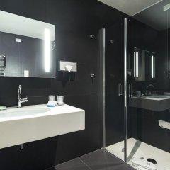 Отель NH Milano Touring 4* Улучшенный номер разные типы кроватей фото 16