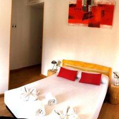 Отель La Palmera Hostal Стандартный номер фото 17