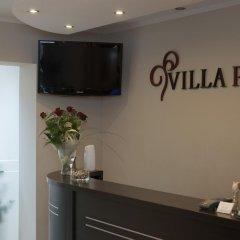Отель Villa Pallas Польша, Гданьск - отзывы, цены и фото номеров - забронировать отель Villa Pallas онлайн интерьер отеля фото 2