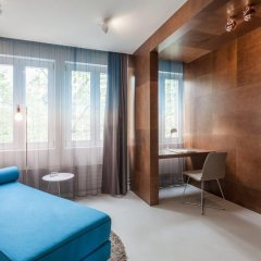 EMA House Hotel Suites 4* Представительский люкс с 2 отдельными кроватями фото 9