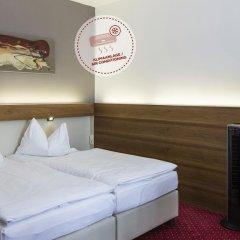 Austria Trend Hotel Anatol 4* Стандартный номер с различными типами кроватей фото 6