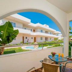 Отель Afandou Bay Resort Suites 5* Полулюкс с различными типами кроватей фото 2