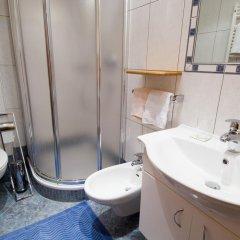 Отель Sonnenheimhof Маллес-Веноста ванная фото 2