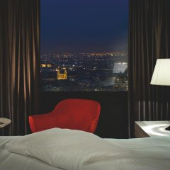 Отель Pullman Paris Montparnasse 4* Улучшенный номер с различными типами кроватей фото 4