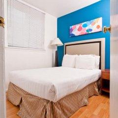 Отель The Alpine Inn & Suites 2* Стандартный номер с различными типами кроватей фото 5