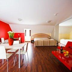 Отель Aparthotel Autosole Riga 4* Студия Делюкс с различными типами кроватей фото 5