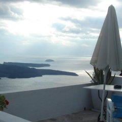 Отель Irini Villas Resort Греция, Остров Санторини - отзывы, цены и фото номеров - забронировать отель Irini Villas Resort онлайн балкон