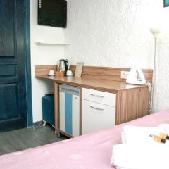 AlaDeniz Hotel 2* Номер Делюкс с двуспальной кроватью фото 3