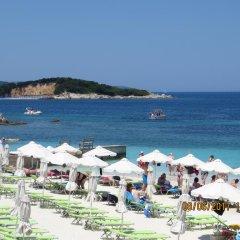 Отель Cerro Албания, Ксамил - отзывы, цены и фото номеров - забронировать отель Cerro онлайн пляж фото 2