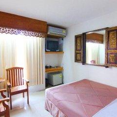 Bansabai Hostel Стандартный номер двуспальная кровать фото 4