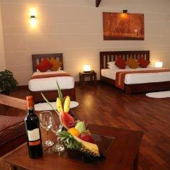 Отель Kamili Beach Villa в номере