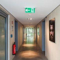 Отель Burns Art Cologne Германия, Кёльн - отзывы, цены и фото номеров - забронировать отель Burns Art Cologne онлайн интерьер отеля фото 4