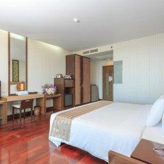 The Pattaya Discovery Beach Hotel Pattaya 4* Улучшенный номер с двуспальной кроватью фото 4