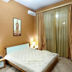 Отель Irmeni Стандартный номер с двуспальной кроватью фото 3