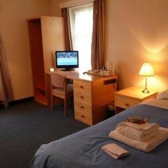Отель Luther King House 2* Стандартный номер с двуспальной кроватью фото 7