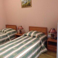 Отель Алая Роза 2* Стандартный номер фото 14