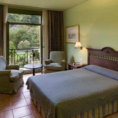 Отель Parador De Cangas De Onis 4* Стандартный номер фото 3