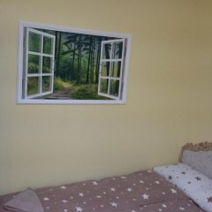 Отель Residence Art Guest House Номер Эконом разные типы кроватей фото 9