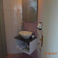 Saricay Hotel Турция, Канаккале - отзывы, цены и фото номеров - забронировать отель Saricay Hotel онлайн ванная