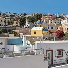 Отель Galatia Villas Греция, Остров Санторини - отзывы, цены и фото номеров - забронировать отель Galatia Villas онлайн фото 2