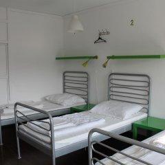 Station - Hostel For Backpackers Кровать в общем номере фото 8