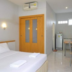 Отель The Natural Resort 3* Бунгало с различными типами кроватей фото 2