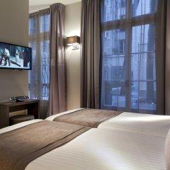 Отель Timhotel Opéra Blanche Fontaine 4* Номер Комфорт с различными типами кроватей