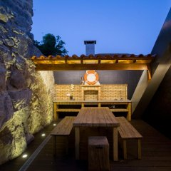 Отель Ribeira flats mygod бассейн