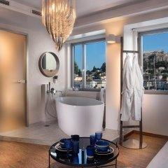 Отель A for Athens Греция, Афины - отзывы, цены и фото номеров - забронировать отель A for Athens онлайн ванная
