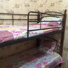 Гостиница Hostels Paveletskaya Номер Эконом с разными типами кроватей фото 6