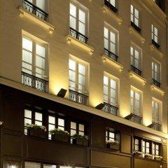 Отель Caron Париж вид на фасад фото 2