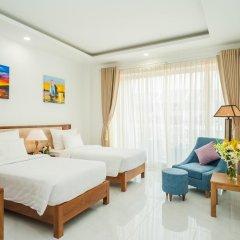 Hotel Amon 3* Номер Делюкс с двуспальной кроватью фото 2