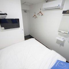 Отель K-GUESTHOUSE Insadong 2 2* Стандартный номер с двуспальной кроватью фото 5