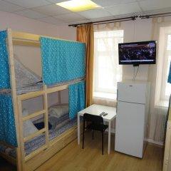 Люси-Отель Кровать в женском общем номере с двухъярусной кроватью фото 2