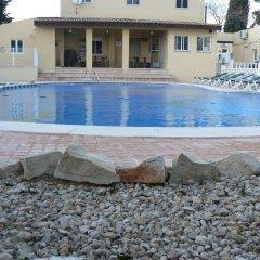 Отель Casa Robion бассейн